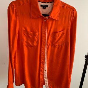 Nautica Silk Button Shirt